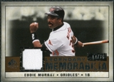 2008 Upper Deck SP Legendary Cuts Legendary Memorabilia Copper Parallel #EM Eddie Murray /75