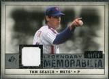 2008 Upper Deck SP Legendary Cuts Legendary Memorabilia Gray #TS Tom Seaver /15