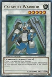 Yu-Gi-Oh Promo Single Catapult Warrior Ultra Rare YF02