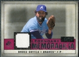 2008 Upper Deck SP Legendary Cuts Legendary Memorabilia Red Parallel #BS Bruce Sutter /35