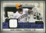 2008 Upper Deck SP Legendary Cuts Legendary Memorabilia Violet #DP Dave Parker /50