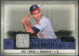2008 Upper Deck SP Legendary Cuts Legendary Memorabilia Violet Parallel #JT Joe Torre /50