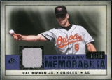 2008 Upper Deck SP Legendary Cuts Legendary Memorabilia Violet #CR Cal Ripken Jr. /50