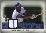 2008 Upper Deck SP Legendary Cuts Legendary Memorabilia Violet #AD Andre Dawson /50