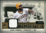 2008 Upper Deck SP Legendary Cuts Legendary Memorabilia #DP Dave Parker /99