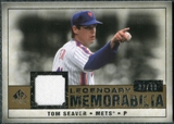 2008 Upper Deck SP Legendary Cuts Legendary Memorabilia #TS Tom Seaver 62/99