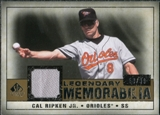 2008 Upper Deck SP Legendary Cuts Legendary Memorabilia #CR Cal Ripken Jr. /99