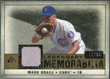 2008 Upper Deck SP Legendary Cuts Legendary Memorabilia #MG Mark Grace /99