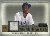 2008 Upper Deck SP Legendary Cuts Legendary Memorabilia #EB Ernie Banks /99