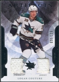 2011/12 Upper Deck Artifacts Jerseys #60 Logan Couture /125