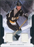 2011/12 Upper Deck Artifacts Jerseys #66 Mario Lemieux /125