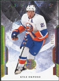 2011/12 Upper Deck Artifacts Spectrum #83 Kyle Okposo /25
