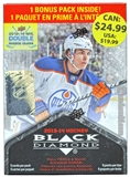 2013-14 Upper Deck Black Diamond Hockey 6-Pack Box