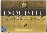 2013/14 Upper Deck Exquisite Basketball Hobby Box