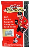2013-14 Upper Deck Fleer Showcase Hockey Hobby Pack
