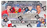 2013-14 In The Game Heroes & Prospects Hockey Hobby Box