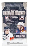 2013-14 In The Game Heroes & Prospects Hockey Hobby Pack