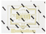 2013-14 Panini Dominion Hockey Hobby Box