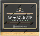 2013/14 Panini Immaculate Basketball Hobby Box