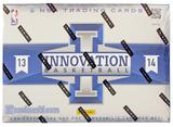 2013/14 Panini Innovation Basketball Hobby 15-Box Case - DACW Live 30 Spot Random Team Break #18