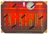 2012/13 Panini Intrigue Basketball Hobby Case- DACW Live at National 28 Spot Random Team Break #1