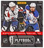 2013-14 Panini Playbook Hockey Hobby TWO 12-Box Case- DACW Live at National 30 Spot Random Team Break #1