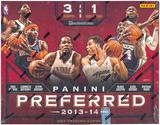 Image for 2013/14 Panini Preferred Basketball Case- DACW Live at National 28 Spot Random Team Break #1