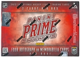 2013-14 Panini Prime Hockey Hobby Box