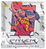 2013/14 Panini Prizm Basketball Hobby 12-Box Case - DACW Live 29 Team Random Break #1