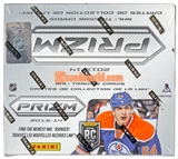2013-14 Panini Prizm Hockey 24-Pack Box (3 Prizm Parallels, 5 Inserts & 12 Rookie Cards Per Box)!