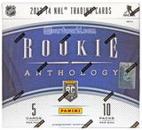 2013-14 Panini Rookie Anthology Hockey Hobby 12-Box Case- DACW Live at National 30 Spot Random Team Break #1