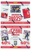 2013-14 Score Hockey 36-Pack Box (One Autograph, One Gold Parallel & One Black Parallel Per Box)!
