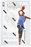 2013/14 Panini Signatures Basketball Hobby Box
