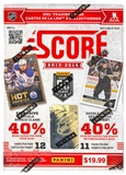 2013-14 Score Hockey 11-Pack Box