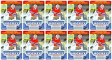 2013-14 Upper Deck Series 1 Hockey 12-Pack Box (Lot of 10) - MacKinnon Rookie!