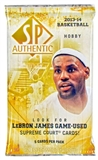 2013/14 Upper Deck SP Authentic Basketball Hobby Pack