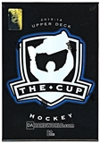 2013-14 Upper Deck The Cup Hockey Hobby 6-Box Case- DACW Live at National 30 Team Random Break #1