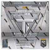 2013-14 Panini Titanium Hockey Hobby Box