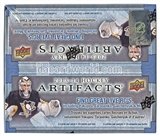 2013-14 Upper Deck Artifacts Hockey Retail 24-Pack Box (Torn Shrinkrap)