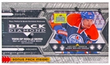 2013-14 Upper Deck Black Diamond Hockey Hobby Box