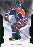 2011/12 Upper Deck Artifacts Emerald #15 Paul Coffey /99