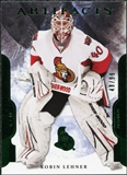 2011/12 Upper Deck Artifacts Emerald #97 Robin Lehner /99