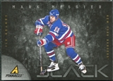 2011/12 Panini Pinnacle Black #13 Mark Messier