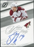 2011/12 Panini Pinnacle Zenith Yours Truly Update #24 Shane Doan