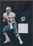 2005 Leaf Limited #LT22 Dan Marino Threads Jersey #33/75
