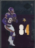 2005 Leaf Limited #LT73 Randy Moss Threads Patch #72/84