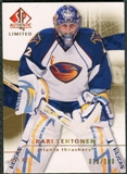 2008/09 Upper Deck SP Authentic Limited #53 Kari Lehtonen /100