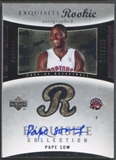 2004/05 Exquisite Collection #77 Pape Sow Rookie Auto #110/225