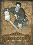 2008/09 Upper Deck Artifacts #105 Frank Mahovlich LEG /999