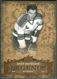 2008/09 Upper Deck Artifacts #113 Andy Bathgate LEG /999